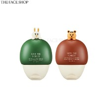 THE FACE SHOP My Woodland Friends Hand Cream 55ml [Save The Forest]