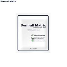 DERM·ALL MATRIX Facial Dermal-Care Mask 35g 1ea [WS],Beauty Box Korea