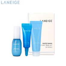 [mini] LANEIGE Water Bank Moisture Kit 3items,Beauty Box Korea