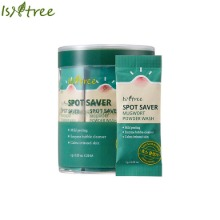 ISNTREE Spot Saver Mugwort Powder Wash 1g*25ea