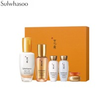SULWHASOO First Care & Concentrated Ginseng Anti-Aging Special Ritual Set 5items