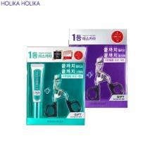 HOLIKA HOLIKA Lash Correcting Mascara Eyelash Curler Set 2items
