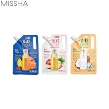 MISSHA Talks Vegan Squeeze Pocket Sleeping Pack 10g