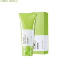 NATURE REPUBLIC Green Derma Tea Tree Cica Foam Cleanser 150ml
