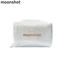 MOONSHOT Silver Small Pouch 1ea,Beauty Box Korea,MOONSHOT,YG Family(Moonshot Global)