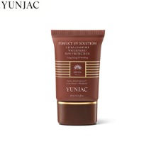 YUNJAC Perfect UV Solution Ultra Comfort Waterproof Sun Protection SPF50+ PA++++ 40ml