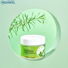 MEDIHEAL Teatree Calming Essence Pad 50ea 130ml