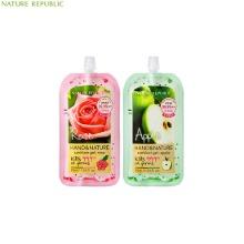 NATURE REPUBLIC Hand&Nature Sanitizer Gel Pouch 30ml