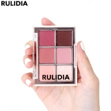 RULIDIA Multi Use Eye Palette 1ea