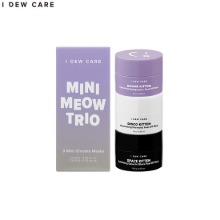 I DEW CARE Mini Meow Mask Trio 3items