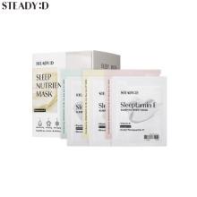 STEADY:D Sleep Nutrient Mask 4ml*24ea