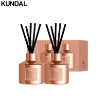 KUNDAL Perfume Diffuser Rose Gold Limited Edition 200ml Set 2items