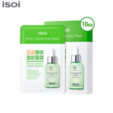 ISOI Pore Tightening Mask 20ml*10ea,Beauty Box Korea