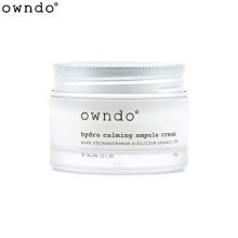 OWNDO Hydro Calming Ampule Cream 55g
