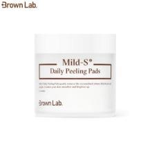 BROWN LAB Mild-S Daily Peeling Pads 70ea 155ml