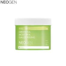 NEOGEN Dermalogy Green Tea Moist PHA Gauze Peeling 30ea 190ml