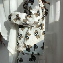 KIMYANGLIVING Teddy Bear Cotton Pajama 1ea,Beauty Box Korea,Other Brand,Others