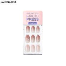 DASHING DIVA Magic Press 1ea [Shape Series : Long Oval]
