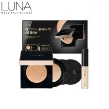 LUNA Long Lasting Conceal-wear Cushion Special Set 5items