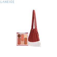 LANEIGE Lumi (Eye Palette + Lucky Pleats Knit M) Set 2items [LANEIGE X JOSEPH&STACEY BFF Edition]