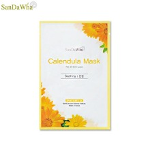 SANDAWHA Calendula Mask 20ml,Beauty Box Korea