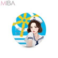 MIBA Calamine Tone Up Sun Cushion SPF50+ PA++++ 24g