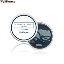 WELLDERMA Collagen Impact Sapphire Eye Mask 60ea 100g