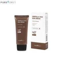 PUREFORET Centella Cica Sun Cream SPF47 PA+++ 50ml