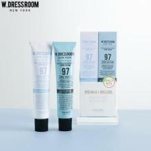 W.DRESSROOM Perfume Hand Cream+Hand Wash No.97 April Cotton Duo Set 2items,Beauty Box Korea
