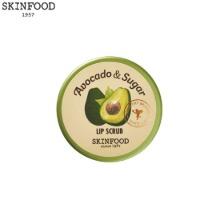 SKINFOOD Avocado&Sugar Lip Scrub 14g