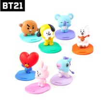 BT21 Figure Mobile Phone Stand 1ea
