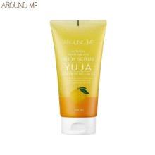 AROUND ME Natural Perfume Vita Body Scrub Yuja 200ml