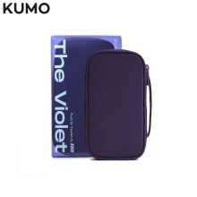 KUMO+SSIN The Violet Pouch For Travellers [KUMO X SSIN] 1ea