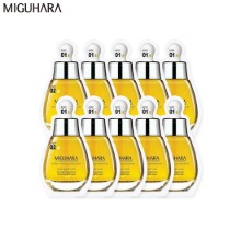 MIGUHARA 2Step Whitening Mask Pack 26.7ml*10ea