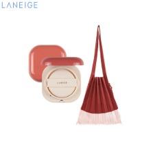 LANEIGE Lumi (Neo Cushion Matte 21N + Lucky Pleats Knit M) Set 2items [LANEIGE X JOSEPH&STACEY BFF Edition]