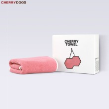 CHERRY DOGS Cherry Towel M 1ea,Beauty Box Korea,Other Brand,Others