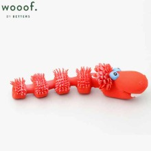 WOOOF BY BETTERS LANCO Pet Toy Rubber Dragon 1ea,Beauty Box Korea,Other Brand,Others