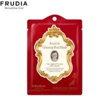 FRUDIA Royal De Ginseng Red Mask 20ml,Beauty Box Korea