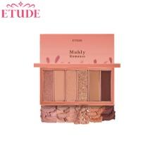 ETUDE HOUSE Play Color Eyes Mini #Muhly Romance 0.9g*6colors
