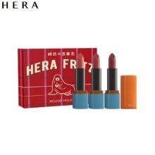 HERA X FRITZ Collaboration Lipstick Set 2items [Limited Edition]