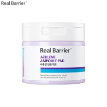 REAL BARRIER Azulene Ampoule Pad 70ea 200ml