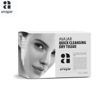 AVAJAR Quick Cleansing Dry Tissue 20ea