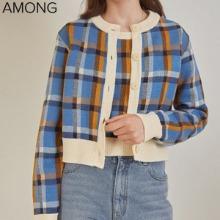 AMONG A Check Jacquard Knit Set 1ea,Beauty Box Korea,Other Brand,Others