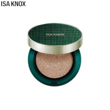 ISA KNOX Age Focus Cover Cushion SPF50+ PA++++ 15g*2ea [Green Edition]