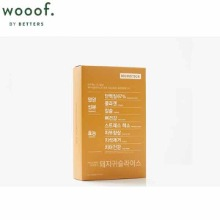 WOOOF BY BETTERS MOMSTICK Piggy Ear Slice 150g,Beauty Box Korea,Other Brand,Others