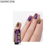 DASHING DIVA Gloss Gel Nail Strip 1ea [Halloween]