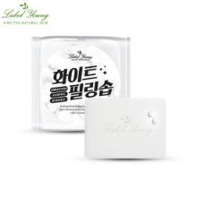 LABELYOUNG Shocking White Peeling Soap 100g