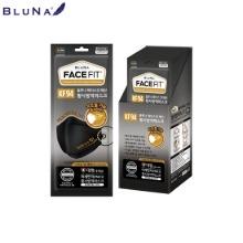 BLUNA Face Fit Mask KF94 Large Balck 30ea,Beauty Box Korea,Other Brand,Other