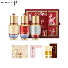 THE HISTORY OF WHOO Bichup Self-Generating Anti-Aging Essence Set 10items