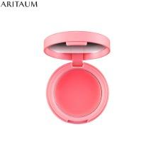 ARITAUM Sugar Ball Cushion Blusher No.6 Almost Rose 6g [ARITAUM X ALMOST BLUE],Beauty Box Korea